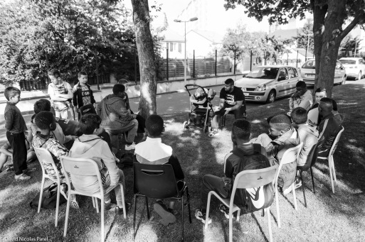 Coaching de vie pour des jeunes de banlieue
